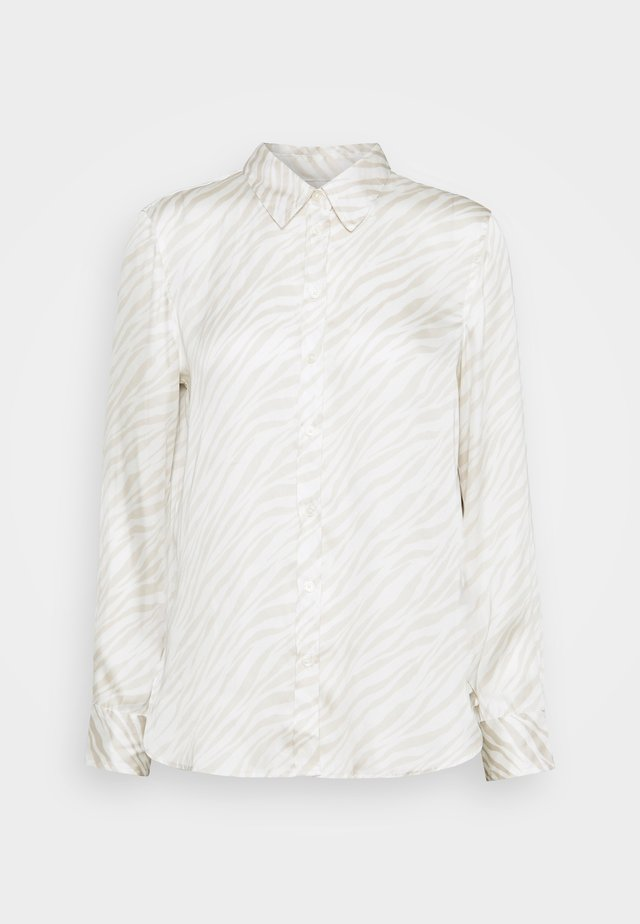 DILLON SOFT - Overhemdblouse - beige
