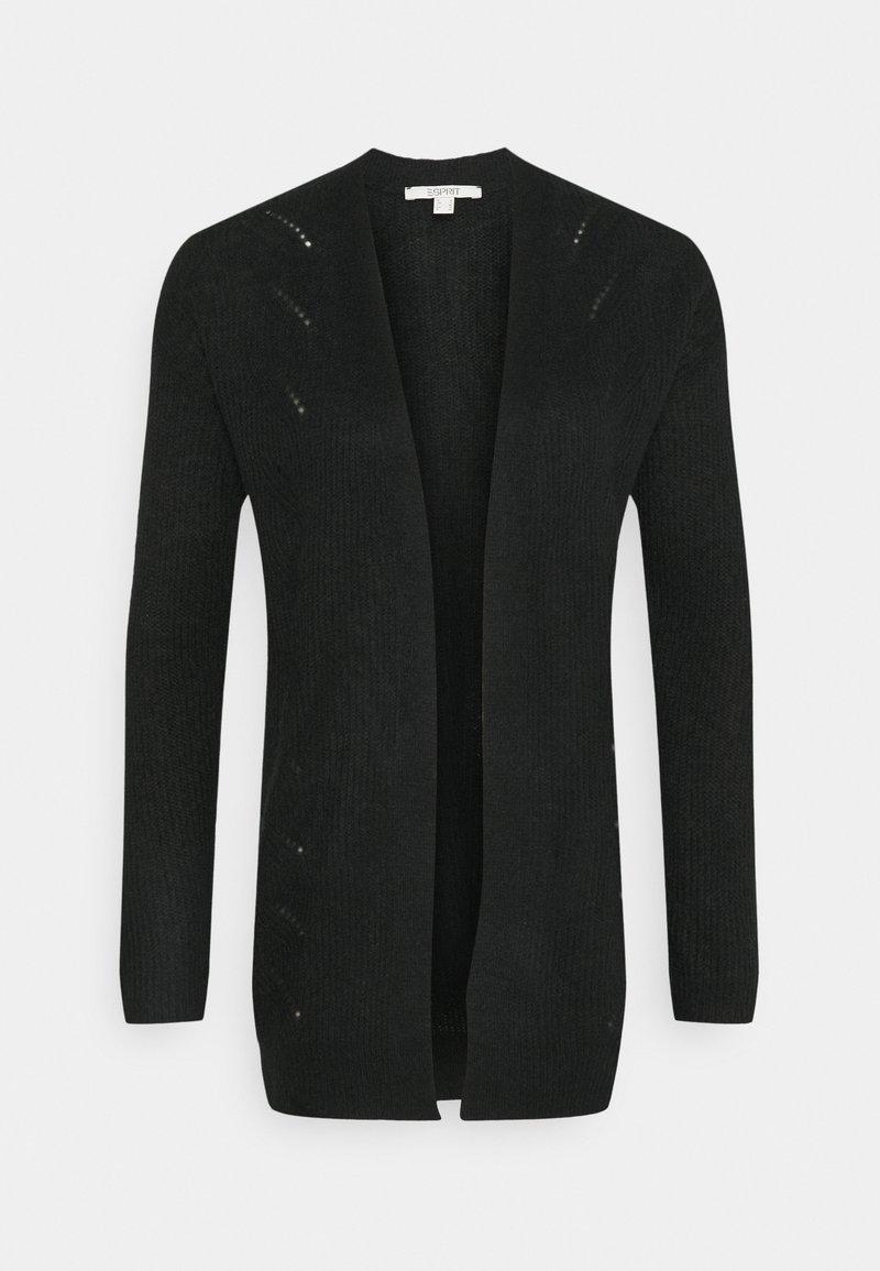 Esprit - CROCHET - Jumper - black