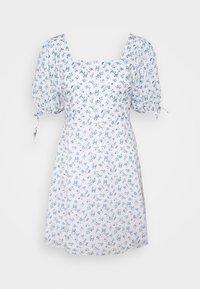 POSITANO DRESS - Day dress - white