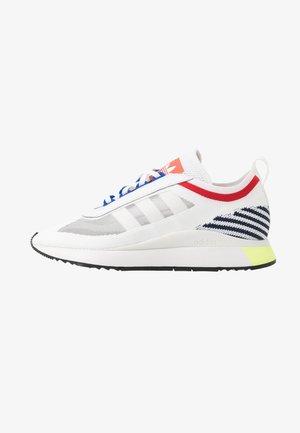 ANDRIDGE  - Trainers - footwear white/scarlet