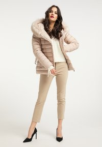faina - Winter jacket - champagner - 1