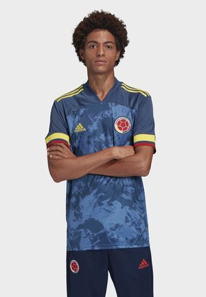 COLOMBIA FCF AWAY AEROREADY JERSEY - National team wear - blue