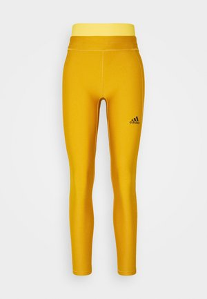 ASK C.RDY - Tights - dark yellow