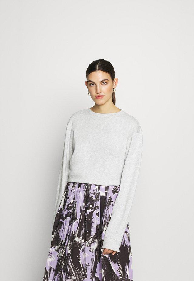 HOLLY - Sweater - grey