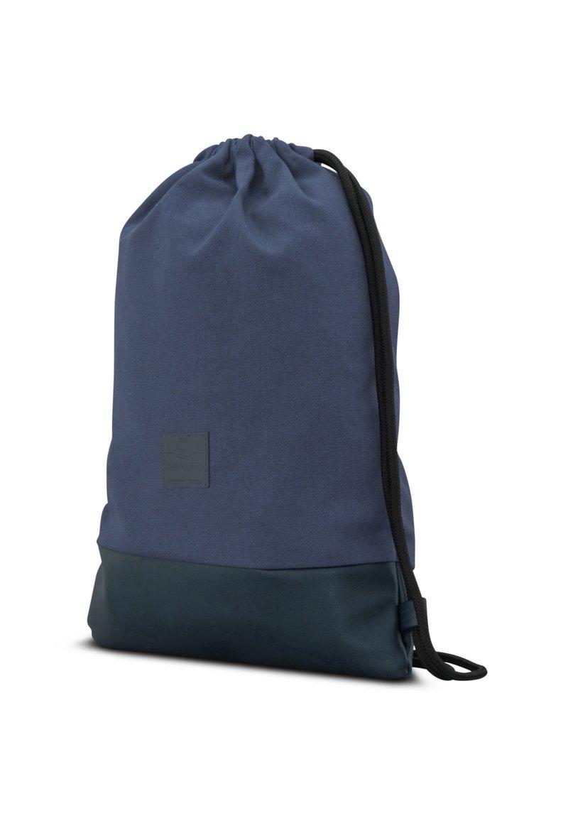 Johnny Urban - TURNBEUTEL LUKE - Sports bag - blau-dunkelblau