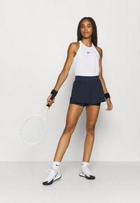 Nike Performance - DRY SHORT - Short de sport - obsidian/white - 1