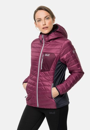 ROUTEBURN  - Winter jacket - violet quartz