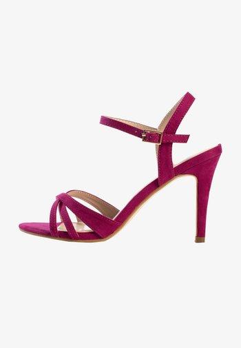 CIARA - Sandales à talons hauts - purple