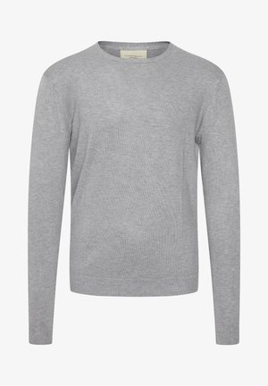 TOMONT - Jumper - lig grey m