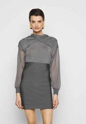 Cocktail dress / Party dress - grey