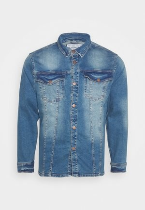 Denim jacket - karma blue