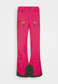 State of Elevenate - WOMENS BACKSIDE PANTS - Snow pants - pink - 4