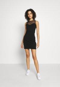 Even&Odd - Shift dress - black - 1