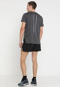 ASICS - SILVER SPLIT SHORT - Sports shorts - performance black - 2
