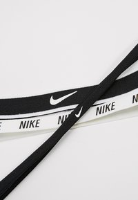 Nike Performance - MIXED HEADBANDS 3 PACK - Other accessories - black/white - 5