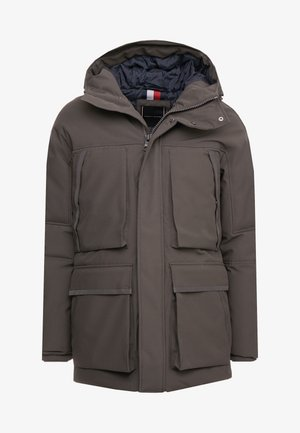 HEAVY - Winter coat - grey