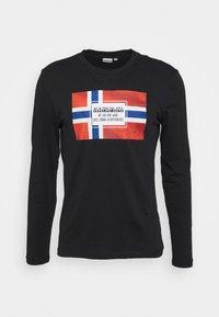 Napapijri - SERA  - T-shirt à manches longues - black - 4