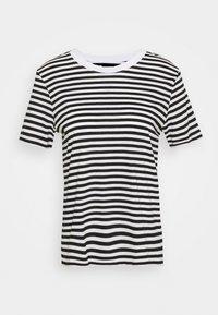 Even&Odd - Print T-shirt - black/white - 4