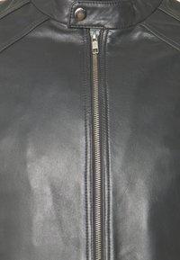 Serge Pariente - LENI - Leather jacket - grey - 2
