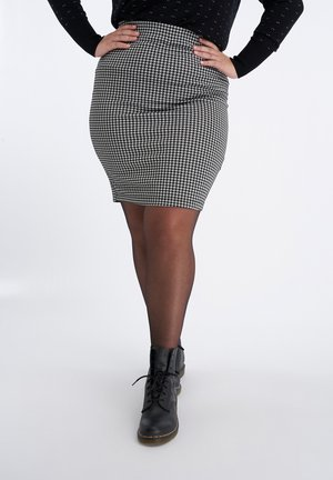 Pencil skirt - multi-color