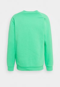 adidas Originals - STRIPES CREW UNISEX - Sweatshirt - semi screaming green - 1