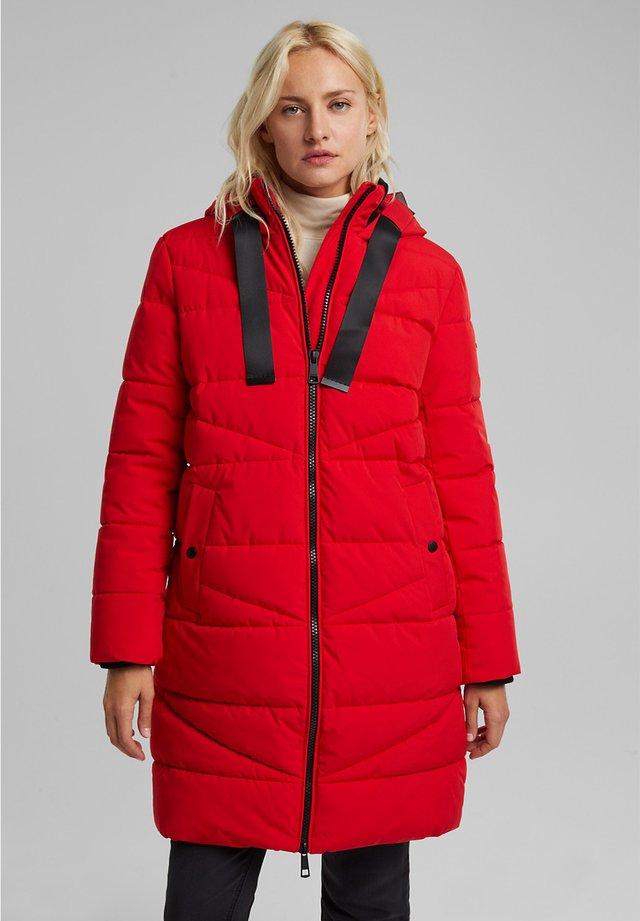 PUFFER  - Winter coat - red