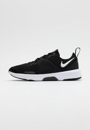 CITY TRAINER 3 - Obuwie treningowe - black/white/anthracite