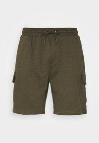 Burton Menswear London - Cargobyxor - khaki - 3