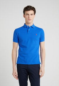 Polo Ralph Lauren - SLIM FIT MODEL  - Polo - new iris blue - 0