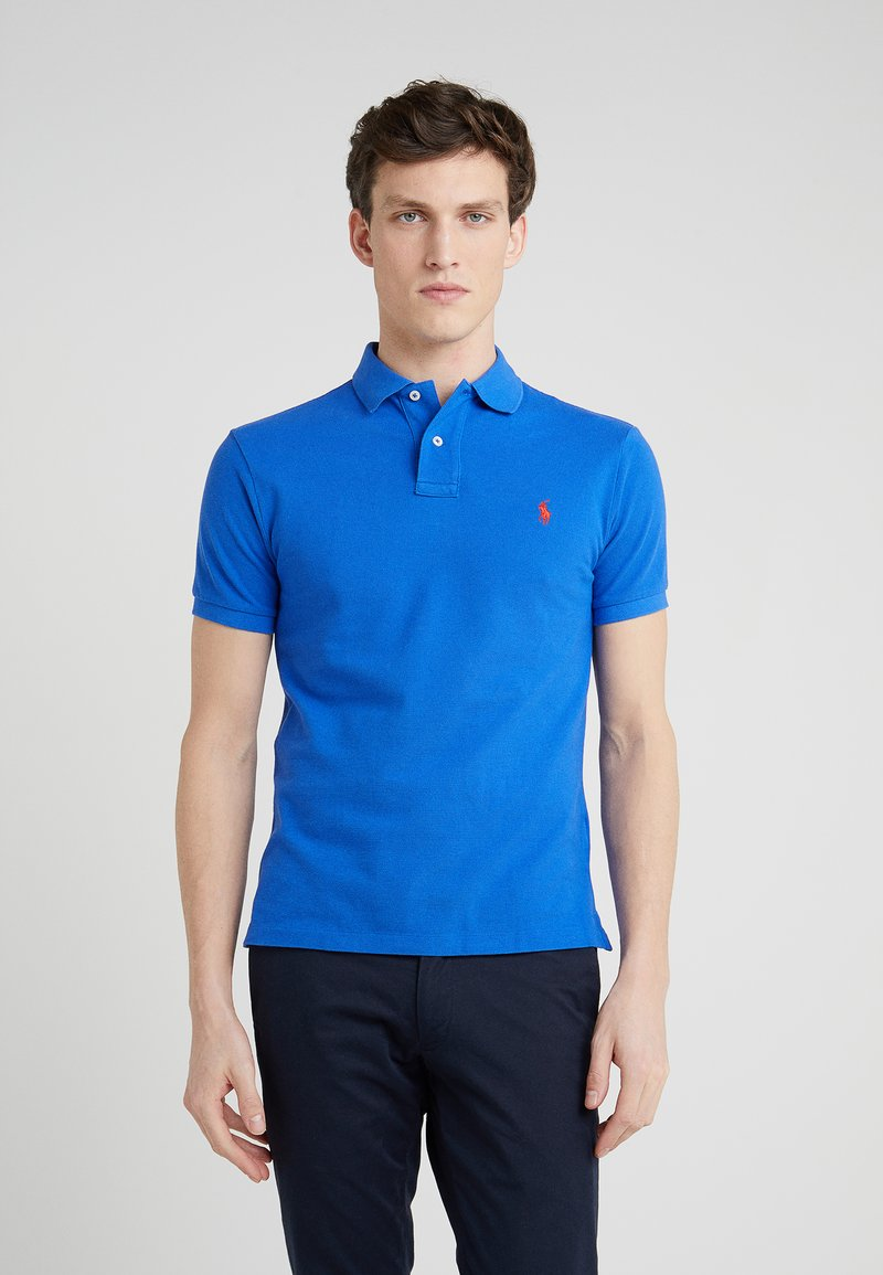 Polo Ralph Lauren - SLIM FIT MODEL  - Polo - new iris blue