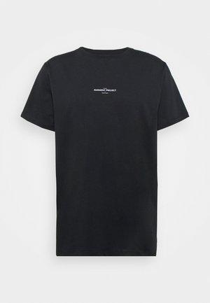 BEST TEE - Jednoduché triko - black