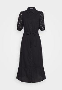 Fashion Union Tall - BLAKE - Košilové šaty - black - 0