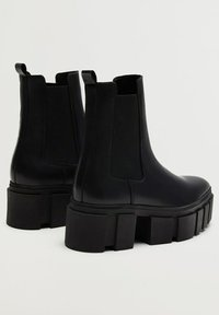 Mango - HECTOR2 - Ankle boots - noir - 3