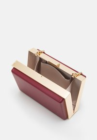 Forever New - JANE FRAME BOX - Clutch - berry - 2