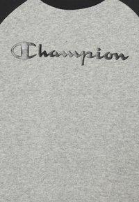 Champion - LEGACY CREWNECK UNISEX SET - Trainingspak - black - 3