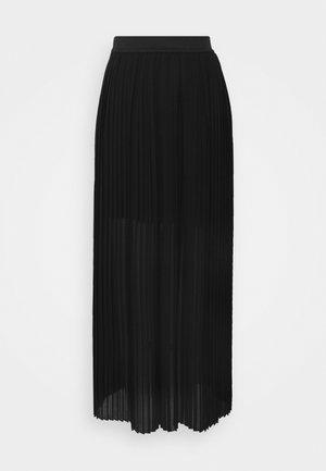 LAPLISSETTE - Pliceret nederdel /Nederdele med folder - noir