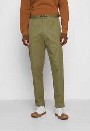 PANTS - Kalhoty - light khaki