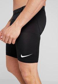 Nike Performance - PRO SHORT - Underkläder - black/anthracite/white - 4