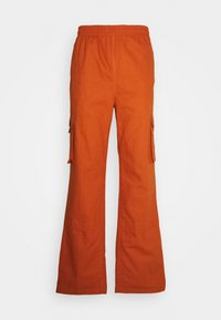 Fila - WALKER PANT - Cargo trousers - cinnamon stick - 0
