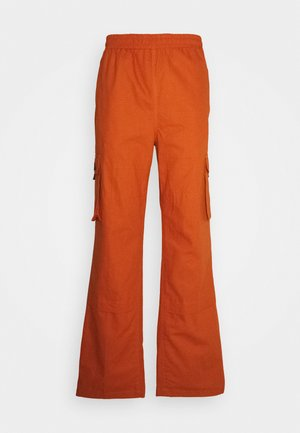 WALKER PANT - Reisitaskuhousut - cinnamon stick