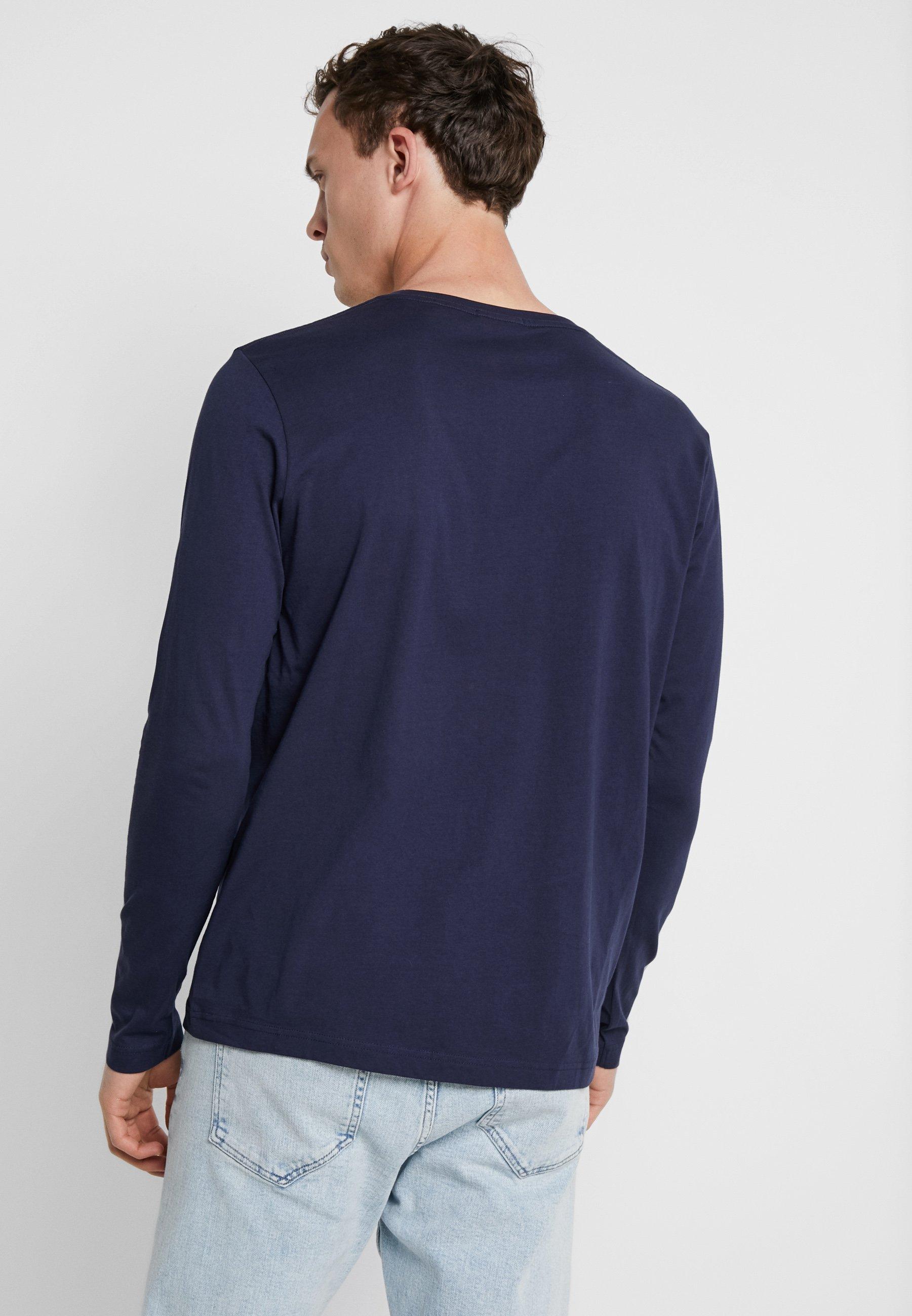 Uomo THE ORIGINAL - Maglietta a manica lunga