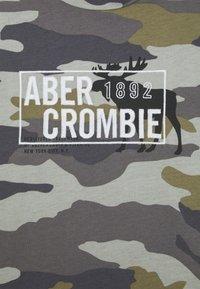 Abercrombie & Fitch - MULTIMEDIA TECH LOGO - Print T-shirt - beige - 2
