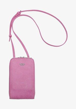 JOZY - Taška spříčným popruhem - squeezy pink