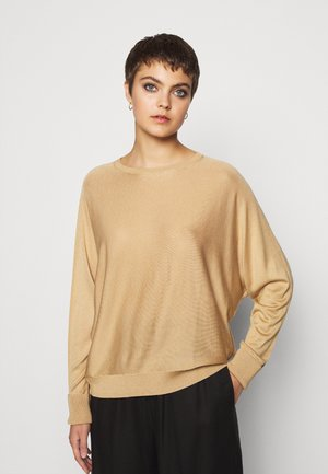 GELI - Sweter - braun