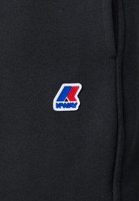 K-Way - ERIK - Shorts - black pure - 4