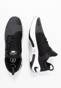 Nike Performance - JOYRIDE RUN FK - Obuwie do biegania treningowe - black/white - 1