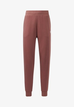 CLASSIC FOUNDATION CASUAL - Tracksuit bottoms - red