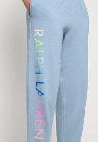 Polo Ralph Lauren - SEASONAL - Spodnie treningowe - chambray blue - 5