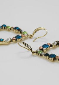 sweet deluxe - Earrings - antikgold-coloured/blau/peach - 2