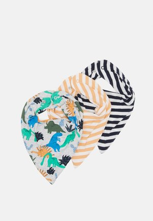 BANDANA BIB 3 PACK UNISEX - Slabbetje - multicoloured